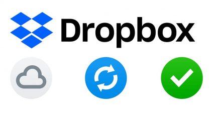 Dropbox's Smart Sync Makes the Service Even Better