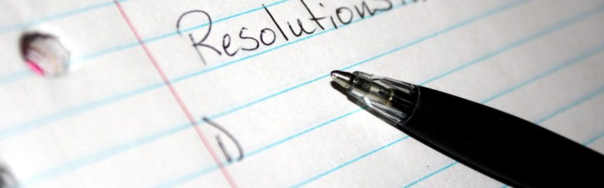 4 New Year's Resolutions to Improve Your Digital Life